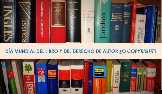 Día Mundial del Libro y del derecho de autor o copyright trayma traducciones
